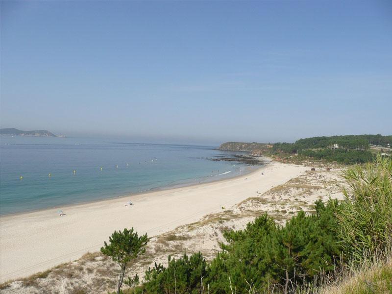 las mejores playas en rias baixas major
